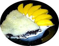Mango stiky rice